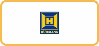 Логотип Hormann двери, автоматика, ворота